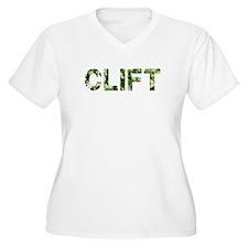Clift, Vintage Camo, T-Shirt