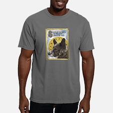 8x8MuttsCorrectedDark.pn Mens Comfort Colors Shirt