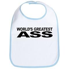 World's Greatest Ass Bib