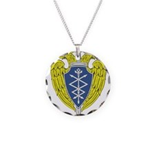 Emblem of Spetsviaz Necklace