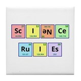 Periodic table Drink Coasters