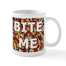 Bite Me (design) Mug