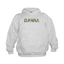 Danna, Vintage Camo, Hoodie