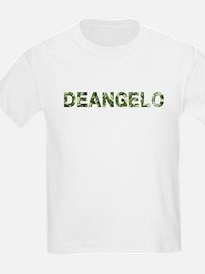 Deangelo, Vintage Camo, T-Shirt