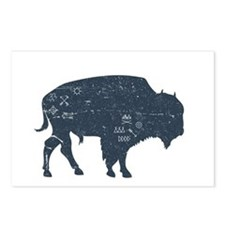 Buffalo Postcards (Package of 8)