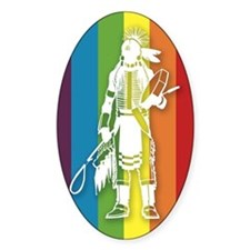 The Gay Indian Bumper Stickers