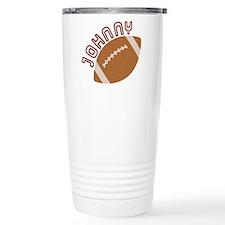 Johnny Football Travel Coffee Mug
