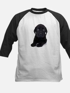 Curious Black Labrador Tee
