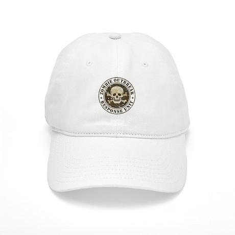 Zombie Outbreak Response Unit Cap