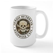 Zombie Outbreak Response Unit Mug