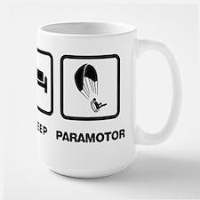 Paramotoring Large Mug