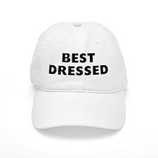 Best Dressed Baseball Cap