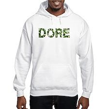 Dore, Vintage Camo, Hoodie