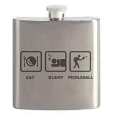 Pickleball Flask