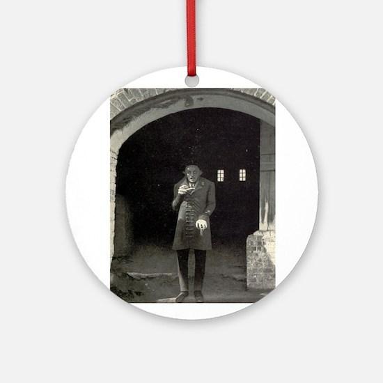 nosferatu Ornament (Round)