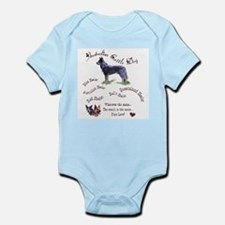 Austalian Cattle Dog Infant Bodysuit