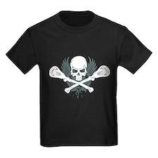 Lacrosse and Bones T-Shirt