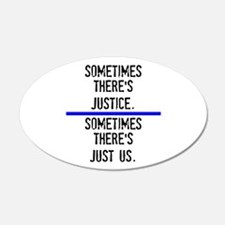 Justice Decal Wall Sticker