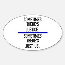 Justice Decal