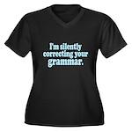 Im Silently Correcting Your Grammar. Women's Plus