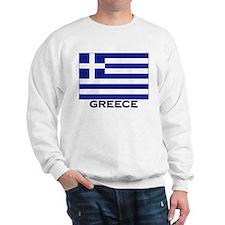 Greece Flag Gear Sweatshirt