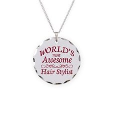 Awesome Hair Stylist Necklace