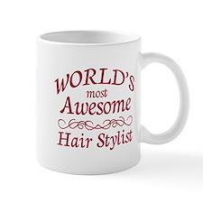 Awesome Hair Stylist Mug
