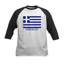 Greece Flag Merchandise Tee