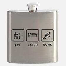 Lawn Bowl Flask