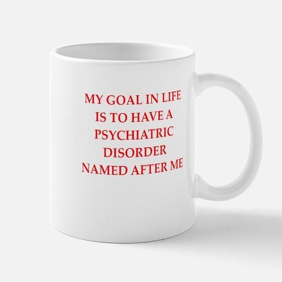 psych joke Mug