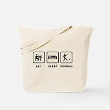 Kickball Tote Bag