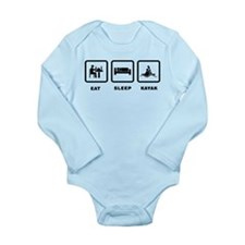 Kayak Long Sleeve Infant Bodysuit
