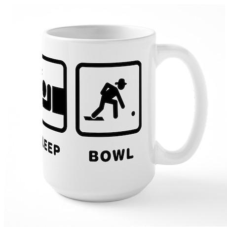 Lawn Bowl Large Mug