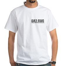 OA2 Diamond Plate Logo Shirt