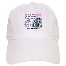 Holiday Penguins SIDS Hat