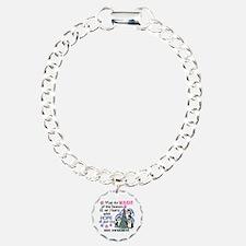 Holiday Penguins SIDS Bracelet