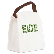 Eide, Vintage Camo, Canvas Lunch Bag