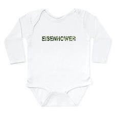 Eisenhower, Vintage Camo, Onesie Romper Suit