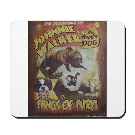 Fangs of Fury Mousepad