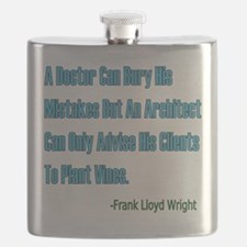 Architects and Doctors Flask