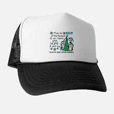 Holiday Penguins PKD Trucker Hat