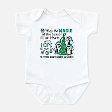 Holiday Penguins PKD Infant Bodysuit