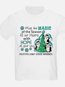 Holiday Penguins PKD T-Shirt