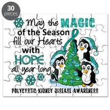 Holiday Penguins PKD Puzzle