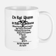 The Real Weapons Of Mass Destruction ambkev Mug