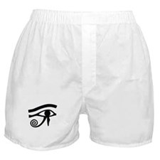 Eye of Horus Hieroglyphic Boxer Shorts