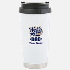 DAD (WORLDS BEST) Travel Mug