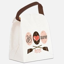 Cute Crew Canvas Lunch Bag