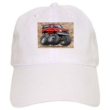 95_Red_Bronco.png Baseball Cap