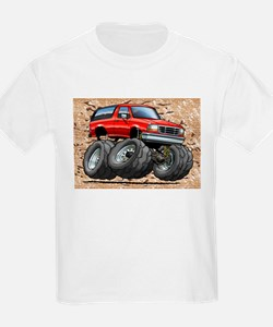 95_Red_Bronco.png T-Shirt
